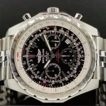 Breitling Bentley Motors T 48mm 3 Cars A25363 Black Dial...