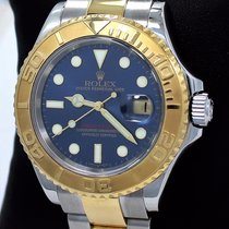 Rolex Yacht-master 16623 Two Tone 18k Yellow Gold & Ss...