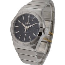 Omega 123.10.38.21.01.002 Constellation Mens Automatic in...