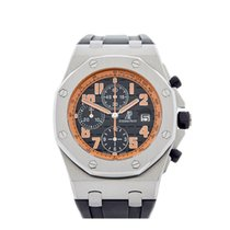 Audemars Piguet Royal Oak Offshore Volcano Stainless Steel...