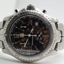 "TAG Heuer Link Chronograph ""Jason Bourne"" CT1111"