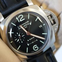 Panerai PAM 00233  Luminor 1950 8 days Gmt full service 2016