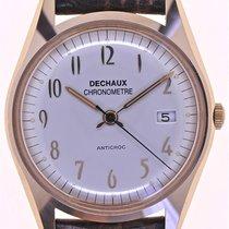Dechaux Mans Wristwatch Chronomètre # 2031