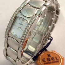 Ebel Beluga Manchette Diamond Kt.0,50 Special Price