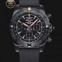 Breitling - CHRONOMAT 44 BLACKSTEEL