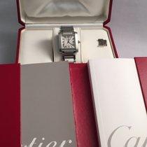 Cartier Tank Francaise full set