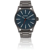 Nixon Sentry SS All Gunmetal / Dark Blue A356-2340