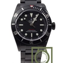 Tudor Heritage Black Bay black case  41mm  Steel NEW MODEL