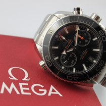 """Omega Seamaster Planet Ocean 600 M Co-Axial """"Master..."""
