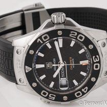 TAG Heuer - Aquaracer Automatic 500M Calibre 5 : WAJ2110.FT6015