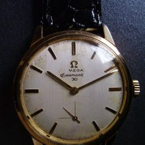 Omega Seamaster 30 - men's wristwatch - around 1950.