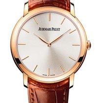 Audemars Piguet Jules Audemars Extra-Thin 18K Pink Gold...