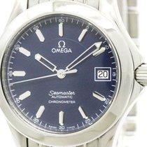 歐米茄 (Omega) Polished Omega Seamaster 120m Jacques Mayol Ltd...