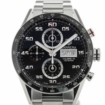 TAG Heuer Carrera 43 Automatic Day Date Steel