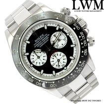 Rolex Daytona 116520  Black Newman dial RRR Full Set 2009