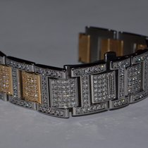 Cartier Ballon Bleu XL 18K Gold Diamond Bracelet