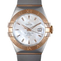 Omega 123.20.31.20.05.001 Constellation MOP Women's 31mm...