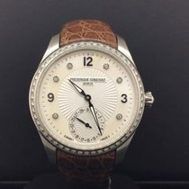 Frederique Constant Maxime Ladies S/Steel 39mm Factory Diamond...