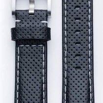 Everest Lederband schwarz  EH8BLKRW