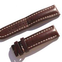 Breitling Band 22mm Kalb Braun Brown Calf Strap Correa Für...