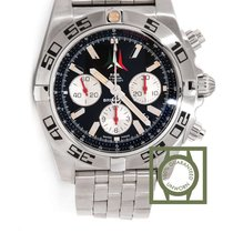 Breitling Chronomat 44 Frecce Tricolori Limited Edition Steel NEW