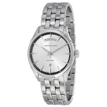 Hamilton Jazzmaster Day Date Stainless Steel Men's Watch...