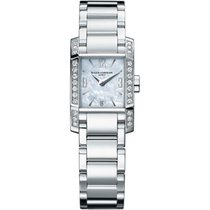 Baume & Mercier Diamond Lady