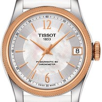 Tissot T-Classic Ballade Powermatic 80 COSC Lady T108.208.26.1...