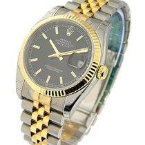 Rolex Unworn 116233 Mens 2-Tone DATEJUST with Jubilee Bracelet...