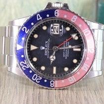 Rolex GMT MASTER 16750 BICCHIERINI MATT NO DATE