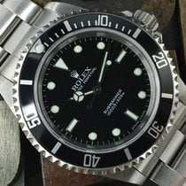 Rolex Submariner No Date Unpolished