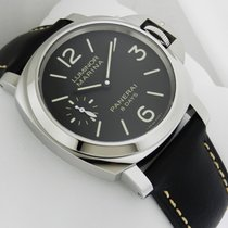 Panerai PAM00510 Luminor Marina 44mm PAM510 Stainless Steel...