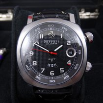 Panerai FERRARI GMT Alarm FER017 – Men's watch – 2012