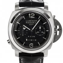 Panerai Luminor 1950 Chrono Monopulsante 8 Days Gmt 44 Mm