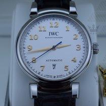 萬國 (IWC) IW356601  Da Vinci Automatic ( White Dial)