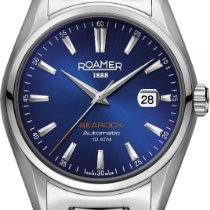 Roamer SEAROCK AUTOMATIC 210633 41 45 20 Herren Automatikuhr...
