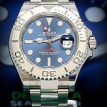 Rolex Yacht-Master 116622, Blue Dial, New from 2017, Italian...