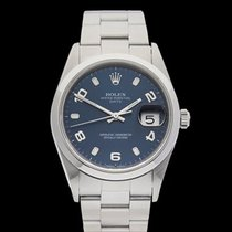 Rolex Oyster Perpetual Date Stainless Steel Unisex 15200 - W4091