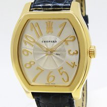 Σοπάρ (Chopard) The Prince's Foundation 18k Yellow Gold Silver...
