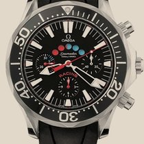 Omega Seamaster Diver 300M Automatic 44 Racing Chronometer