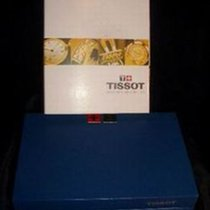 天梭 (Tissot) -Dose mit Collection Katalog 2004