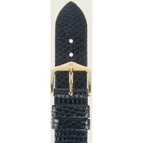 Hirsch Lizard schwarz M 01766150-1-10 10mm