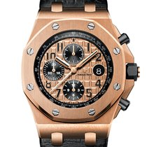 Audemars Piguet royal oak offshore chronograph rose