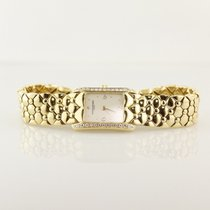 Vacheron Constantin Ladies 18k Yellow Gold Rectangle Timepiece...