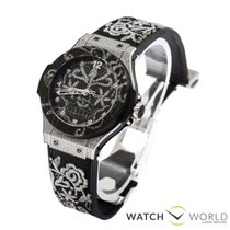 Hublot Big Bang Broderie diamonds