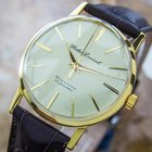 Seiko Laurel 1950s Vintage Japanese Manual Gold Plated Steel...