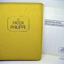 Patek Philippe Retailer / Konzessionär Katalog von 1980