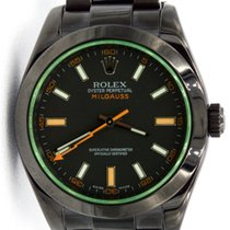 Rolex Milgauss 116400 PVD Coating