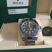 Rolex GMT Master II 116710BLNR Batman