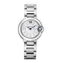 Cartier Ballon Bleu Quartz Ladies Watch Ref WE902073